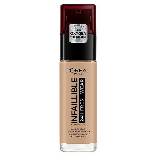 Review Base de Maquillaje Infalible de L´Oréal