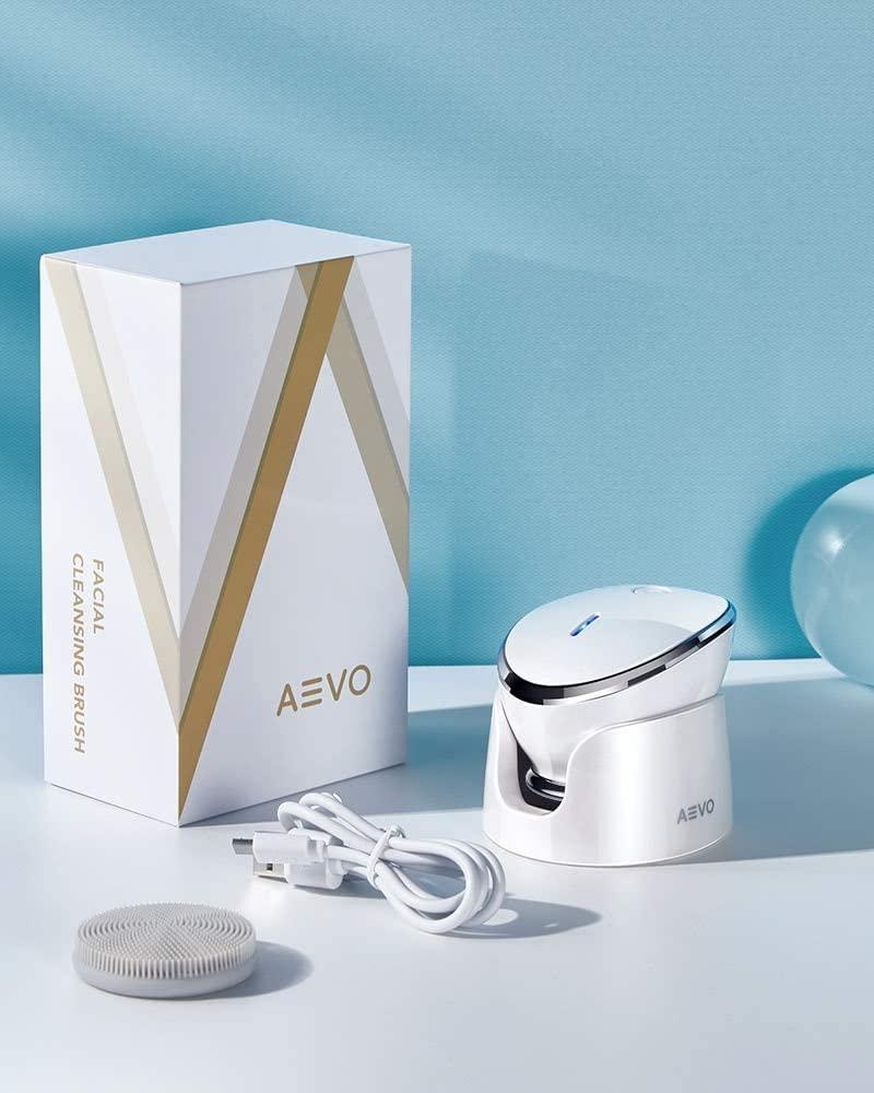 AEVO Cepillo Limpieza Facial 7
